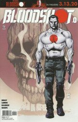 Valiant Entertainment's Bloodshot Issue # 0b