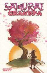 Source Point Press's Samurai Grandpa TPB # 1