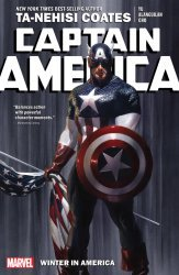 Marvel Comics's Captain America TPB # 1