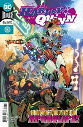 DC Comics's Harley Quinn Issue # 46