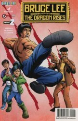 Darby Pop's Bruce Lee: The Dragon Rises Issue # 2