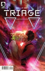 Dark Horse Comics's Triage Issue # 5b