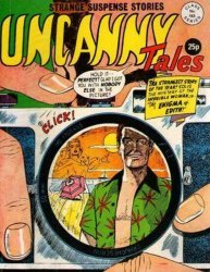 Alan Class & Company's Uncanny Tales Issue # 163