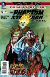 DC Comics's Trinity of Sin: The Phantom Stranger Issue # 12