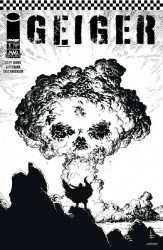 Image Comics's Geiger Issue # 1f
