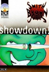 Kiwi Studios's Smith Brown Jones Issue # 4