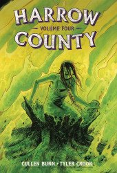 Dark Horse Comics's Harrow County Hard Cover # 4