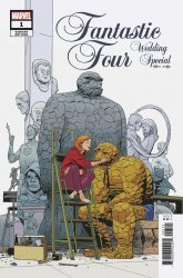 Marvel Comics's Fantastic Four: Wedding Special Issue # 1b