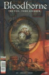Titan Comics's Bloodborne Issue # 14b