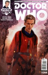 Titan Comics's Doctor Who: 12th Doctor Year Two Issue # 10b