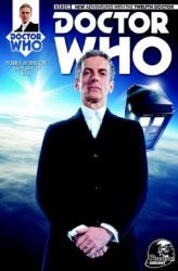 Titan Comics's Doctor Who: The 12th Doctor Issue # 1t