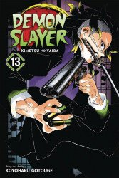 Viz Media's Demon Slayer: Kimetsu No Yaiba Soft Cover # 13