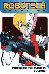 Titan Comics's Robotech Archives: The Masters TPB # 1