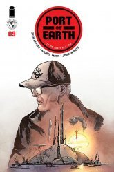 Top Cow's Port of Earth Issue # 9