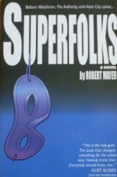 About Comics's Superfolks Soft Cover # 1