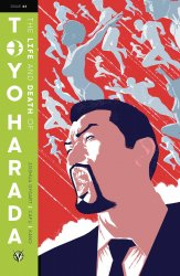 Valiant Entertainment's Life and Death of Toyo Harada Issue # 5b