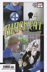 Marvel Comics's Black Cat Issue # 4 - 2nd print