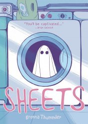 Lion Forge Comics's Sheets Soft Cover # 1