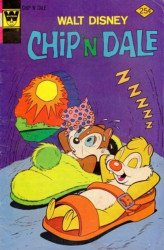 Gold Key's Chip 'n' Dale Issue # 35whitman
