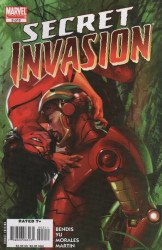 Marvel's Secret Invasion Issue # 3
