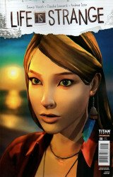 Titan Comics's Life Is Strange Issue # 8b