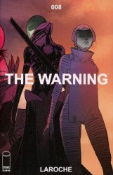 Image Comics's The Warning Issue # 8