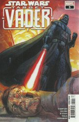 Marvel Comics's Star Wars: Target - Vader Issue # 5