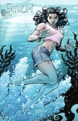Aspen Entertainment's Fathom Issue # 1e