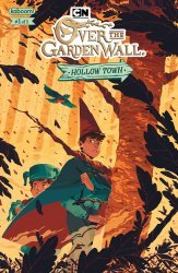 BOOM! Studios's Over the Garden Wall: Hollow Town Issue # 1