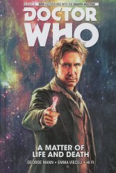 Titan Comics's Doctor Who: 8th Doctor Hard Cover # 1