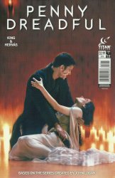 Titan Comics's Penny Dreadful Issue # 12b