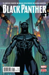 Marvel's Black Panther Issue # 1