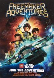 Lego Systems's Lego: Star Wars - The Freemaker Adventures Issue nn