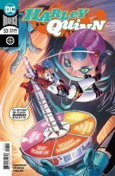 DC Comics's Harley Quinn Issue # 53