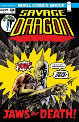 Image Comics's Savage Dragon Issue # 256b