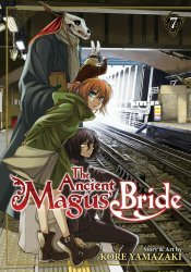 Seven Seas Entertainment's The Ancient Magus Bride Soft Cover # 7