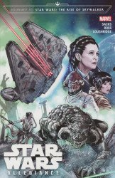 Marvel Comics's Journey to Star Wars: The Rise of Skywalker - Allegiance TPB # 1c