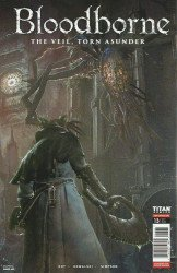 Titan Comics's Bloodborne Issue # 13c