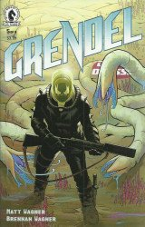 Dark Horse Comics's Grendel: Devil's Odyssey Issue # 5b