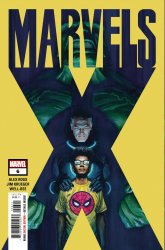 Marvel Comics's Marvels X Issue # 6