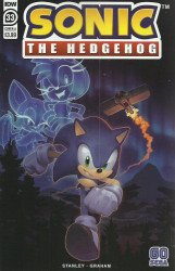 IDW Publishing's Sonic the Hedgehog Issue # 33