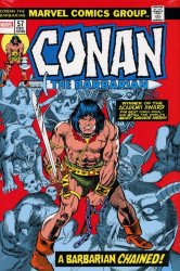 Marvel Comics's Conan the Barbarian: Original Marvel Years Omnibus  Hard Cover # 3