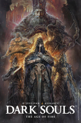 Titan Comics's Dark Souls: Age of Fire TPB # 1