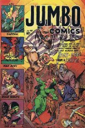 Superior Comics's Jumbo Comics Issue # 165