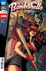 DC Comics's Bombshells United Issue # 7
