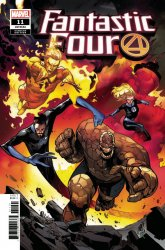 Marvel Comics's Fantastic Four Issue # 11c