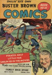 Buster Brown Shoes's Buster Brown Comics Issue # 10family