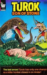 Whitman's Turok, Son of Stone Issue # 130whitman-b