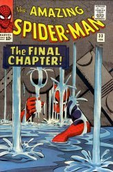 Marvel Comics's The Amazing Spider-Man Issue # 33