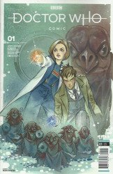Titan Comics's Doctor Who Comic Issue # 1